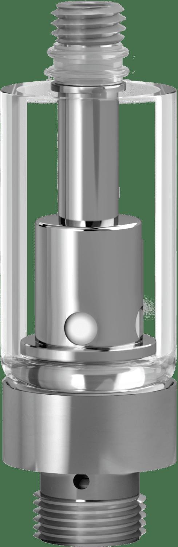 One AVD Glass Cartridge Base 0.5ml 2.0mm