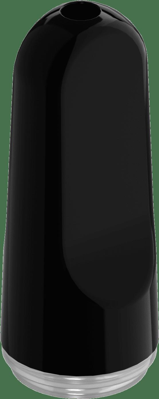 ceramic flat black