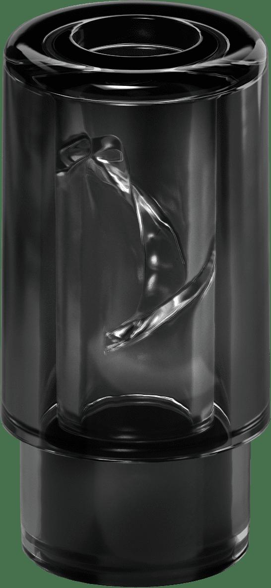 AVD C1 Polyresin Plastic Barrel Black Vortex