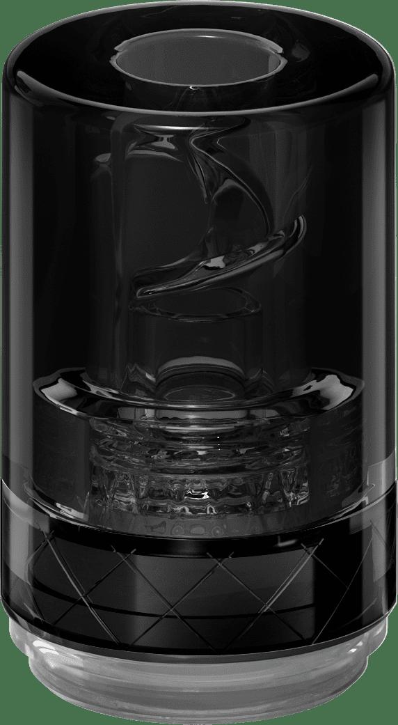 AVD C2 Black Glass Vortex Mouthpiece