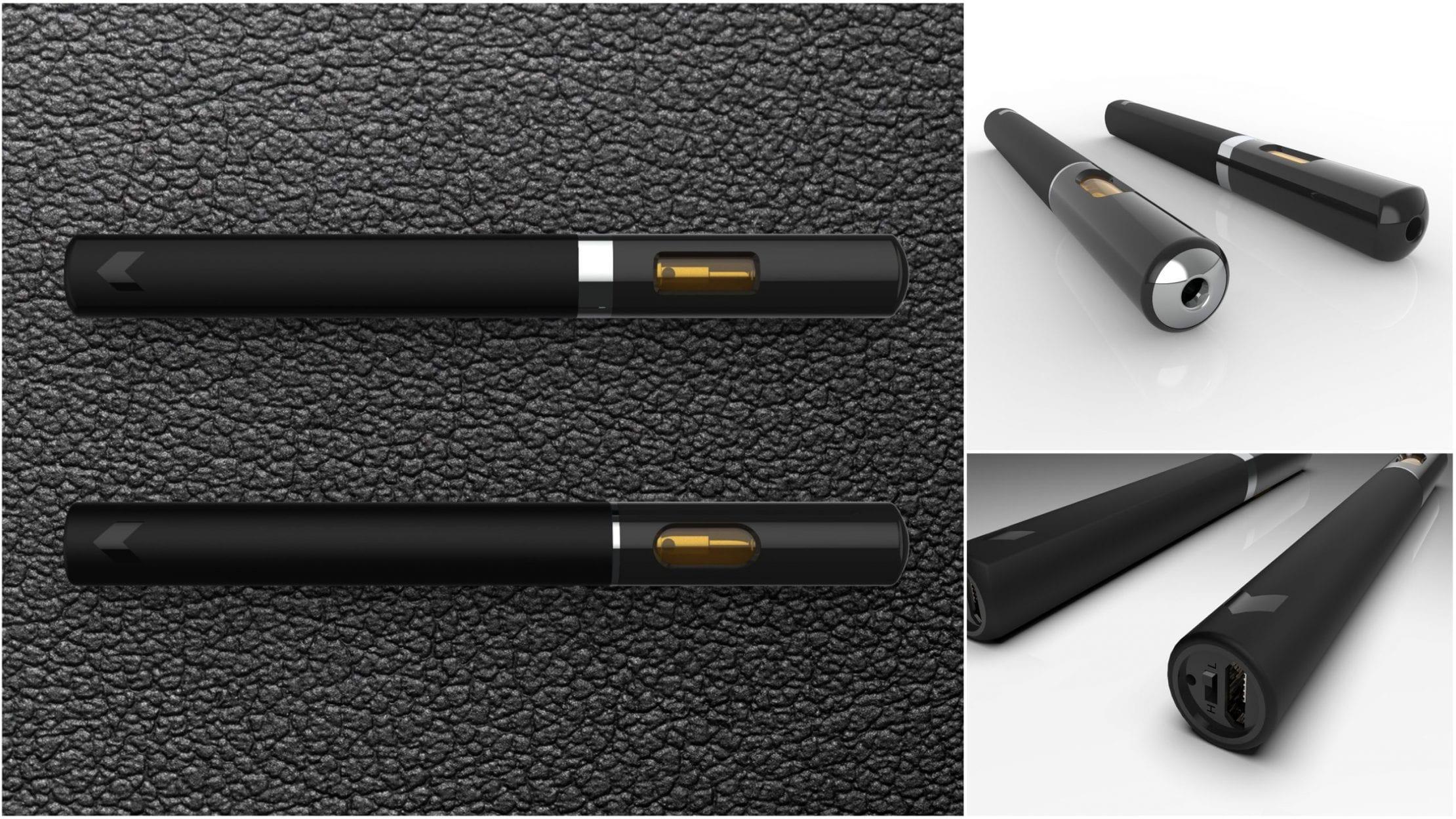Hyper Custom low profile battery vape pen scaled
